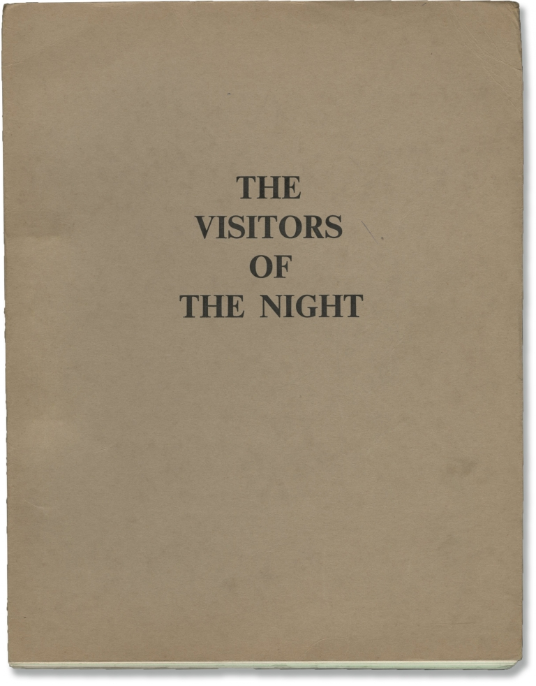 Cold Sweat [The Visitors of the Night]. Terence Young, Richard Matheson, Dorothea Bennett Jo Eisinger, Liv Ullmann Charles Bronson, Jill Ireland, James Mason, director, novel, screenwriter, starring.