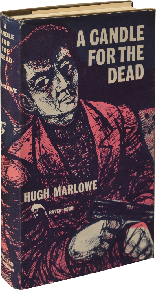 A Candle for the Dead. Harry, Hugh Marlowe Patterson.