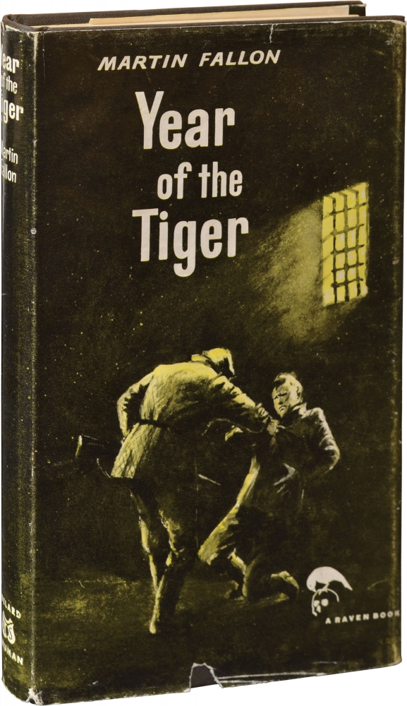 Year of the Tiger. Harry Patterson, Martin Fallon.