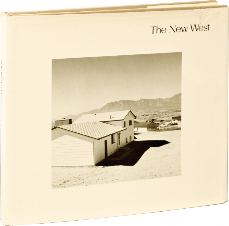 The New West: Landscapes Along the Colorado Front Range. Robert Adams.
