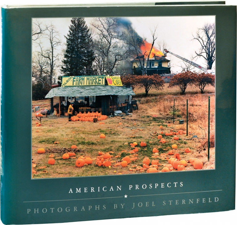 American Prospects. Joel Sternfeld, Andy Grundberg, Anne W. Tucker, photography, introduction, afterword.