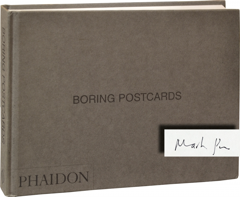 Boring Postcards UK. Martin Parr.
