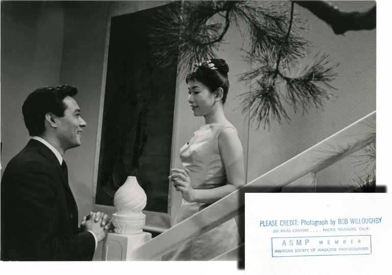 Flower Drum Song. Robert Willoughby, Henry Koster, Joseph Fields, Oscar Hammerstein II, C Y. Lee, James Shigeta Nancy Kwan, Jack Soo, Miyoshi Umeki, photographer, director, play screenwriter, play, novel, starring, Bob.