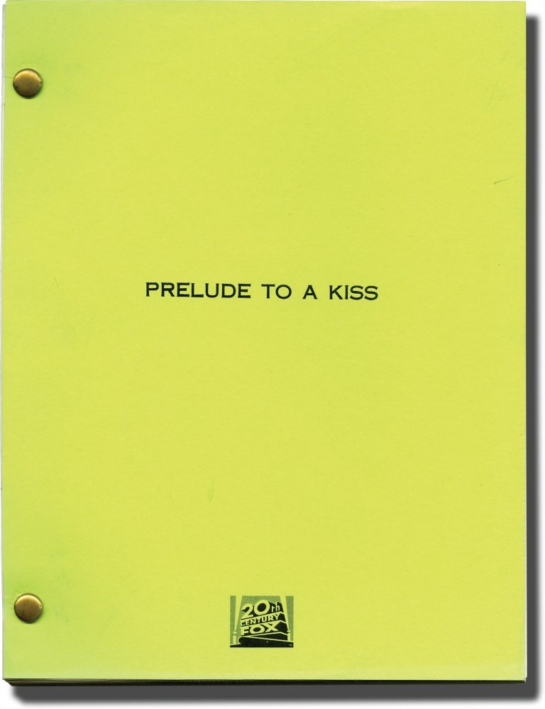 Prelude to a Kiss. Norman Rene, Craig Lucas, Meg Ryan Alec Baldwin, Ned Beatty, Kathy Bates, director, playwright screenwriter, starring.