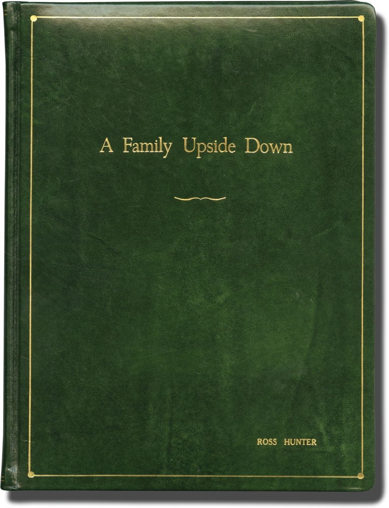 A Family Upside Down. David Lowell Rich, George Di Pego, Fred Astaire Helen Hayes, Patty Duke, Pat Crowley, Efrem Zimbalist Jr., director, screenwriter, starring.