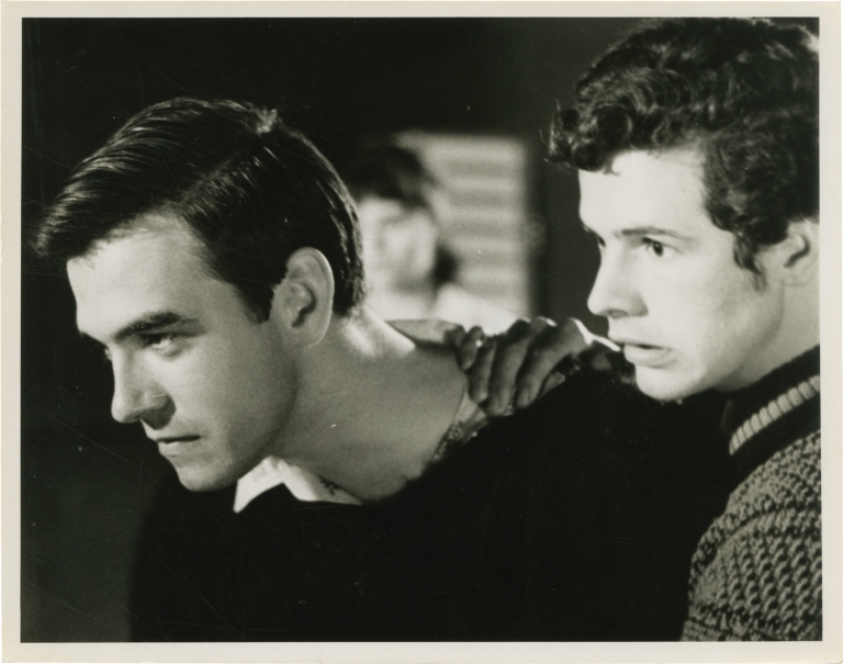 Troublemaker [Trouble-fete]. Pierre Patry, Jean-Claude Lord, Claude Charron, Louise Rémy Lucien Hamelin, Henry Trumblay, Percy Rodriguez, screenwriter director, producer screenwriter, still photographer, starring.