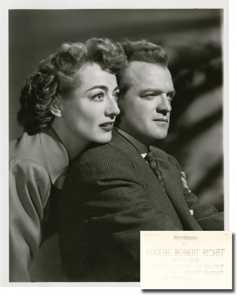 Possessed. Curtis Bernhardt, Ranald MacDougall Silvia Richards, Van Heflin Joan Crawford, Raymond Massey, director, screenwriters, starring.