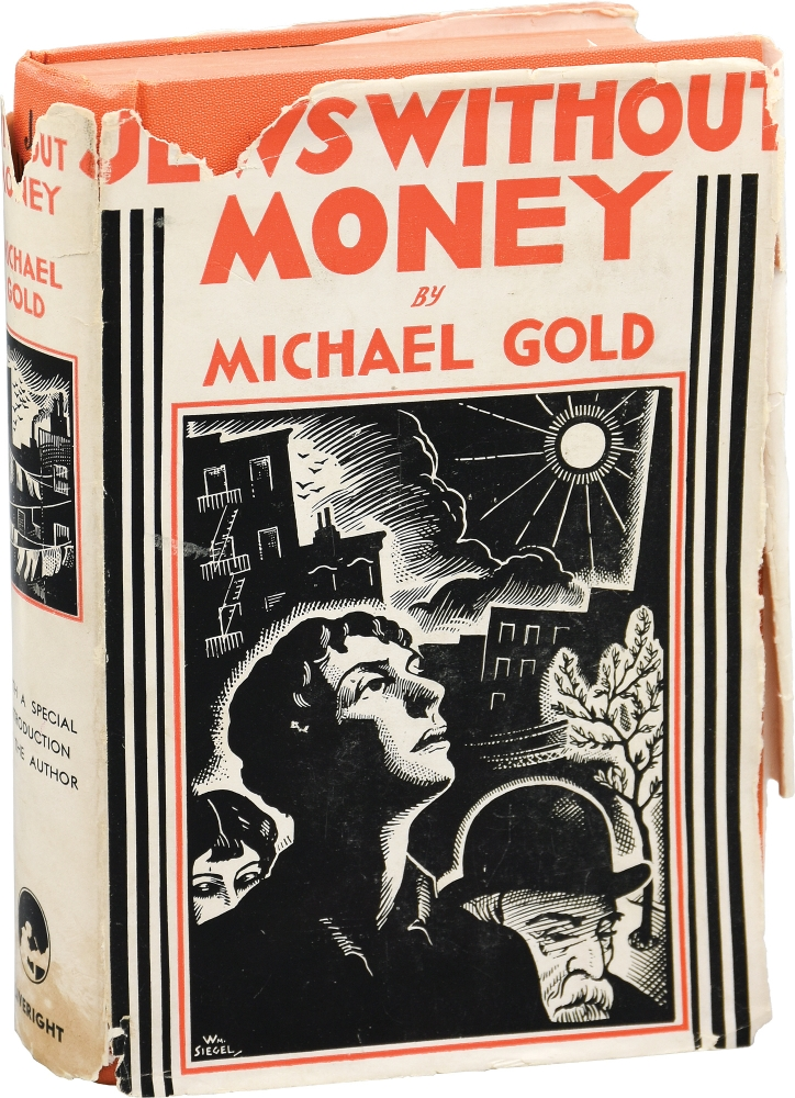 Jews Without Money. Michael Gold.