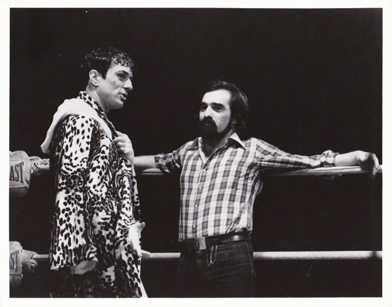 Raging Bull. Martin Scorsese, Joseph Carter Jack LaMotta, Peter Savage, Mardik Martin Paul Schrader, Joe Pesci Robert De Niro, Cathy Moriarty, director, memoir, screenwriters, starring.