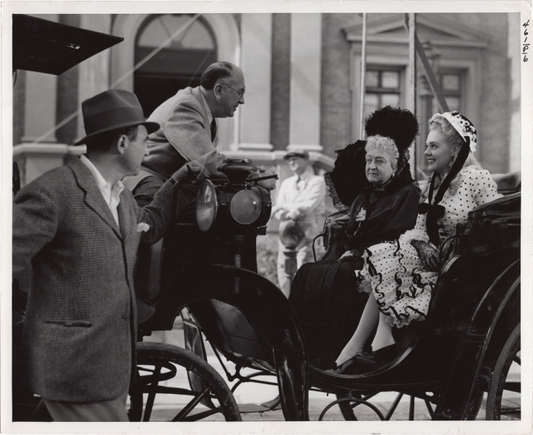 Lillian Russell. Irving Cummings, William Anthony McGuire, Don Ameche Alice Faye, Warren William, Edward Arnold, Henry Fonda, director, screenwriter, starring.