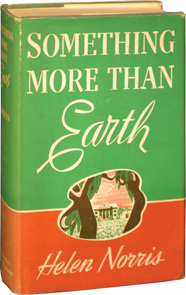 Something More than Earth. Helen Norris.