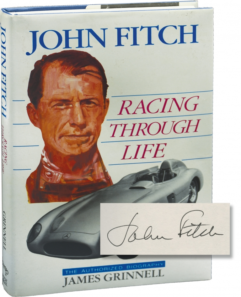 John Fitch: Racing Through Life. James Grinnell.