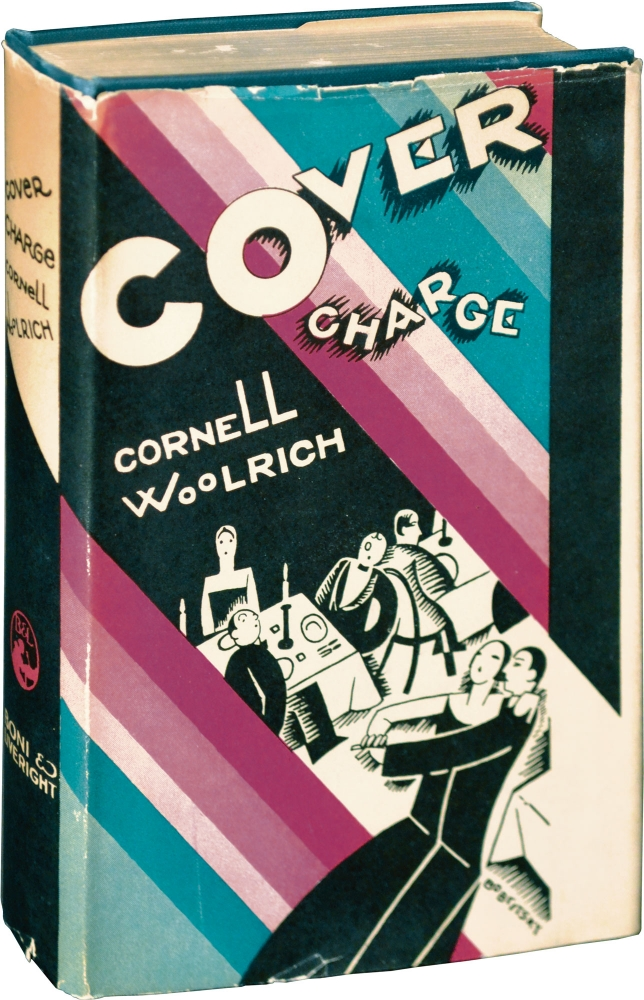 Cover Charge. Cornell Woolrich.
