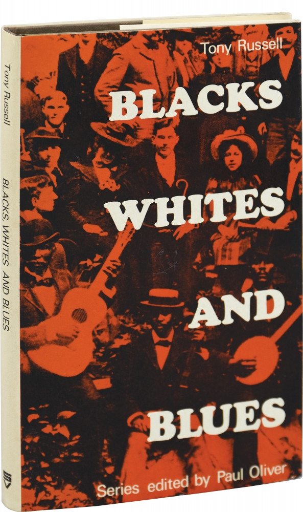 Blacks, Whites and Blues. Tony Russell.
