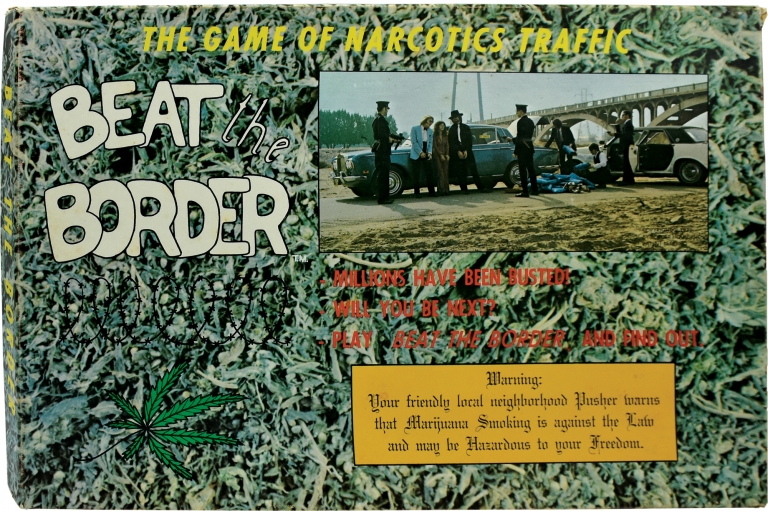 Beat the Border: The Game of Narcotics Traffic. Border House Inc.