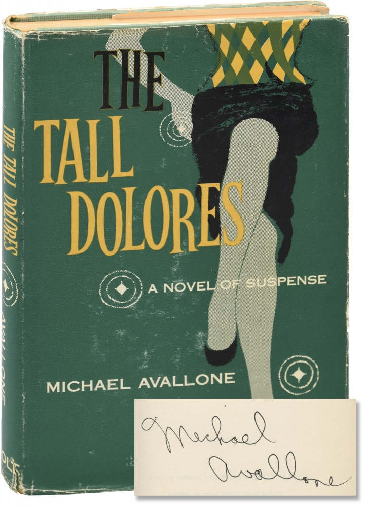 The Tall Dolores. Michael Avallone.