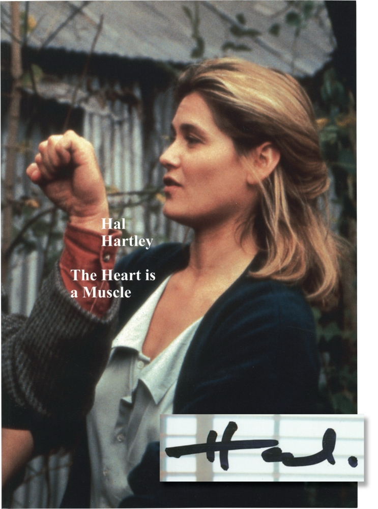 The Heart is a Muscle. Hal Hartley.