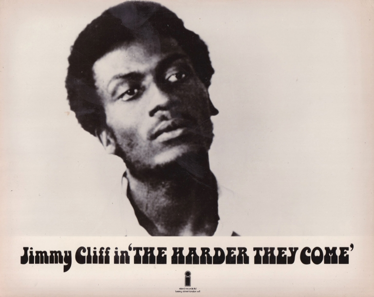 The Harder They Come. Jimmy Cliff, Perry Henzell, Trevor D. Rhone, starring, screenwriter director, screenwriter.