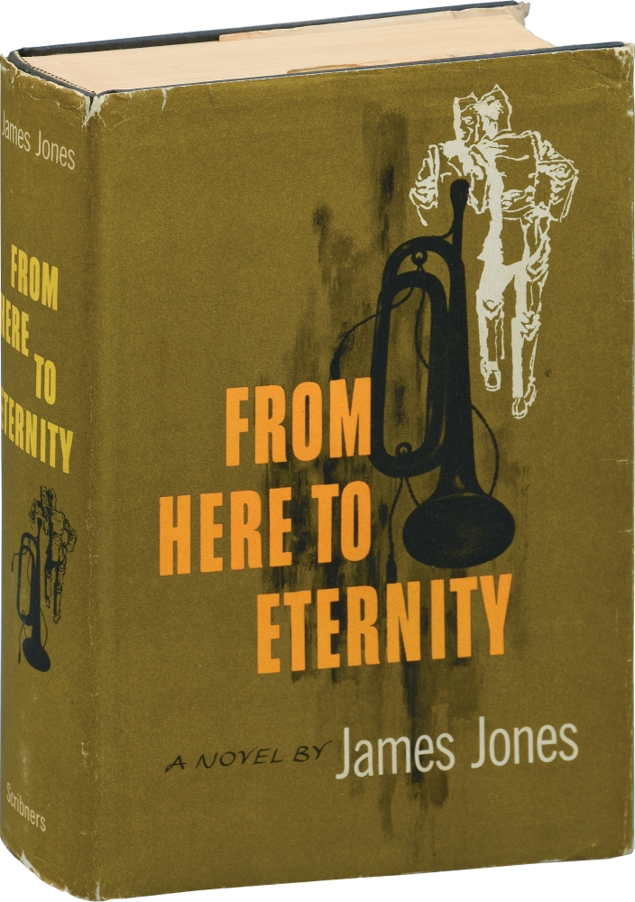 From Here to Eternity. James Jones.