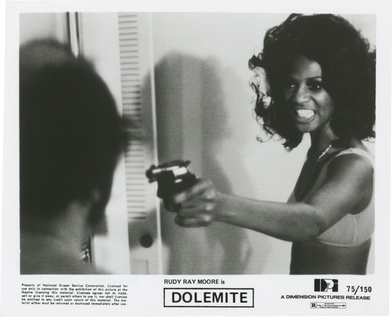 Dolemite. D'Urville Martin, Jerry Jones, Lady Reed Rudy Ray Moore, Hy Pyke, starring director, starring screenwriter, starring.