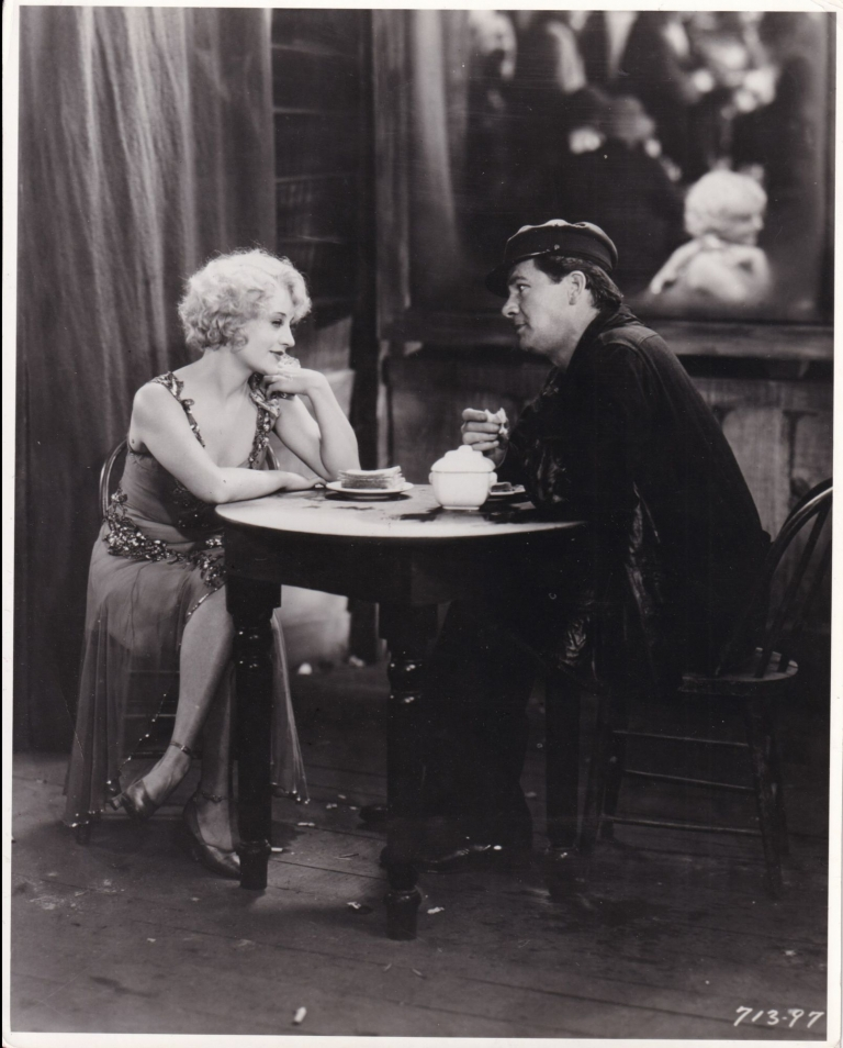 The Docks of New York. Josef von Sternberg, John Monk Saunders, Jules Furthman, Betty Compson George Bancroft, Olga Baclanova, director, story, screenwriter, starring.