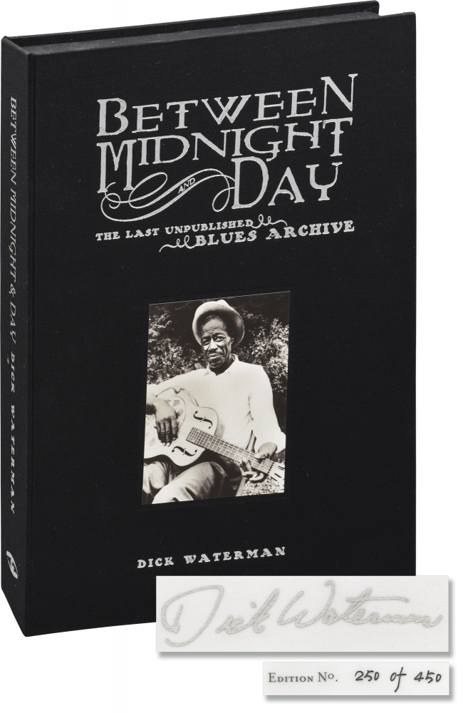 Between Midnight and Day. Dick Waterman, Bonnie Rait Peter Guralnichk, introduction, preface.