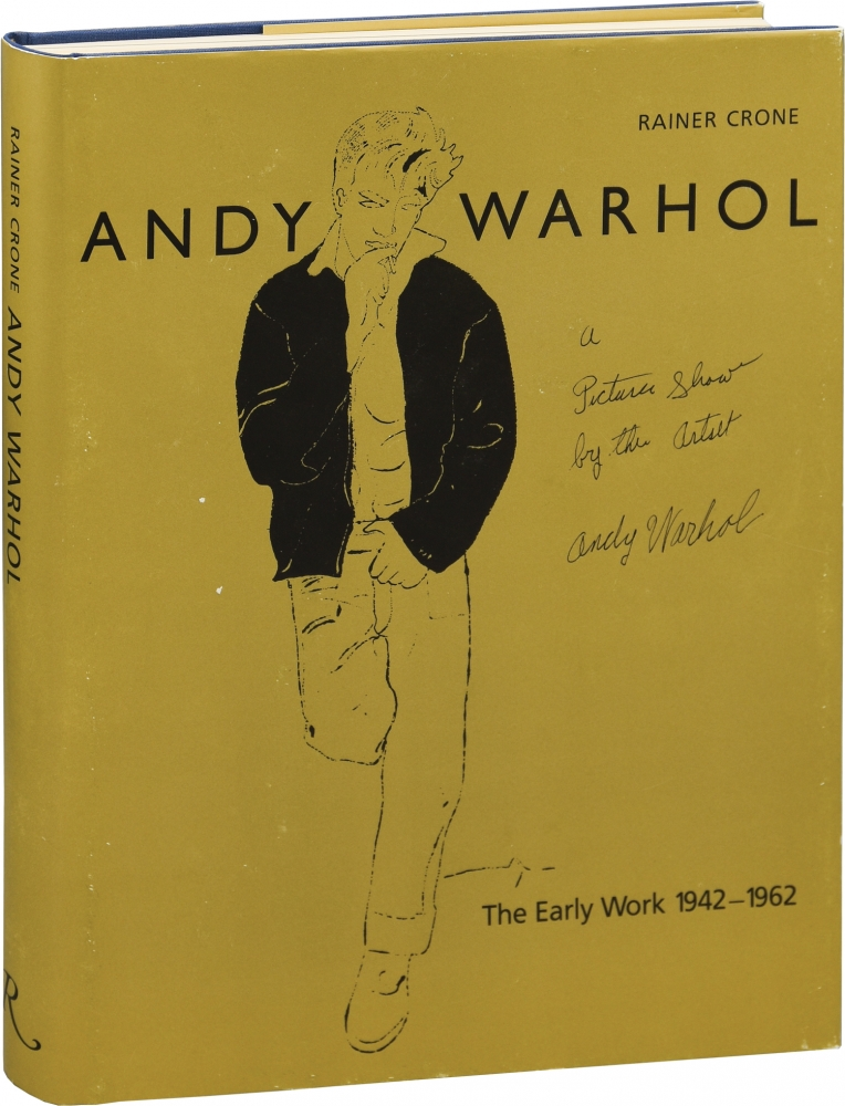 Andy Warhol: A Picture Show by the Artist. Andy Warhol, Rainer Crone.