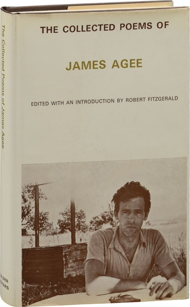 The Collected Poems of James Agee. Robert Fitzgerald.