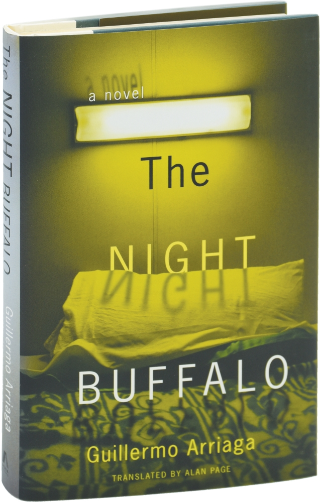 The Night Buffalo. Guillermo Arriaga.