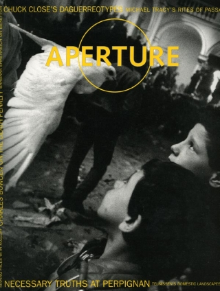 Aperture 160, Summer 2000 (First Edition). Michael E. Hoffman, executive director