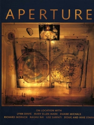 Aperture 146 - On Location, Winter 1997 (First Edition). Michael E. Hoffman, executive director