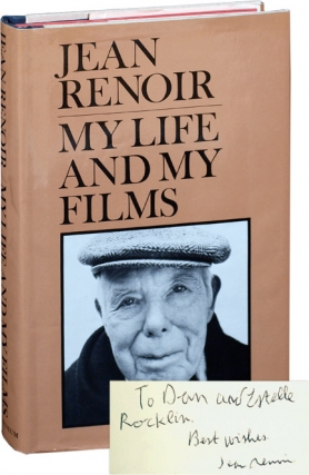 My Life and My Films (Signed First Edition). Jean Renoir