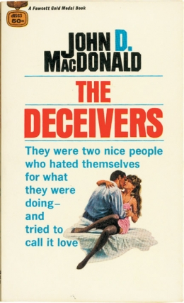 The Deceivers (Vintage Paperback). John D. MacDonald.