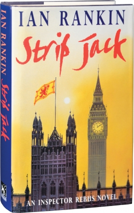 Strip Jack (First UK Edition). Ian Rankin
