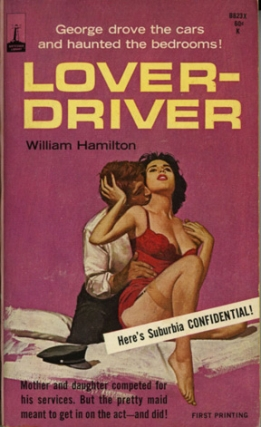 Lover-Driver (First Edition). William Hamilton