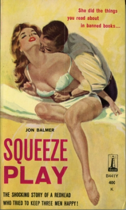 Squeeze Play (First Edition). Jon Balmer