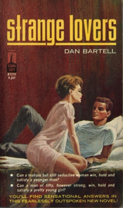 Strange Lovers (First Edition). Dan Bartell
