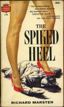 The Spiked Heel (Vintage Paperback). Ed McBain, Richard Marsten