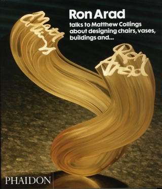 Ron Arad Talks to Matthew Collings (First Edition). Mathew Collings
