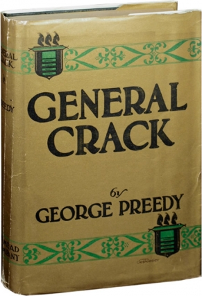 General Crack (First Edition). Marjorie Bowen, George Preedy