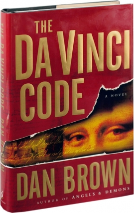 The Da Vinci Code (First Edition). Dan Brown.