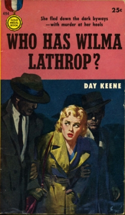 Who Has Wilma Lathrop (First Edition). Day Keen