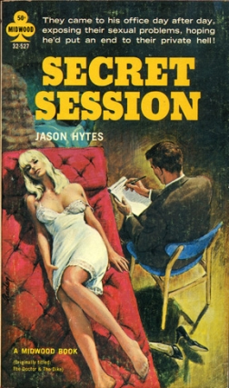 Secret Session (Vintage Paperback). Jason Hytes