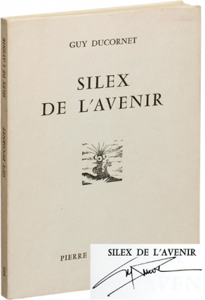 Silex de l'avenir (Signed First Edition). Guy Ducornet, Rikki, illustrations