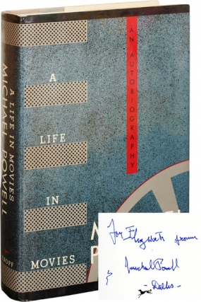 A Life in Movies (Signed First Edition). Michael Powell