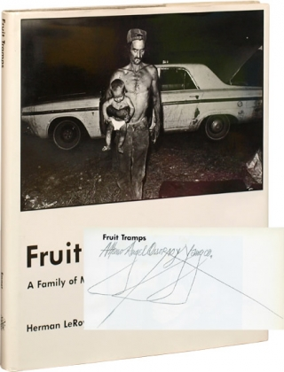 Fruit Tramps (First Edition, Alfonso Ossorio's Copy). Herman LeRoy Emmet