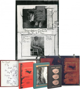 Collection of three signed limited editions: Rat-Catching, Oak Mott, Concrete Inspection. Crispin...