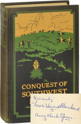 Conquest of Southwest Kansas: A History and Thrilling Stories of Frontier Life in the State of...