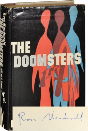 The Doomsters (Signed First Edition). Ross Macdonald