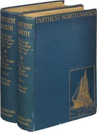 "Farthest North, Being the Record of a Voyage of Exploration of the Ship ""Fram,"" 1893-96, and of a..."